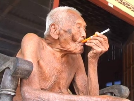 The world's oldest man has been found, but he just wants to die | Life Extension | Scoop.it