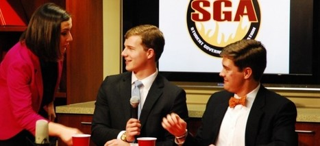 Constitutional amendments up for vote in SGA election | The Pendulum | united states g&l | Scoop.it