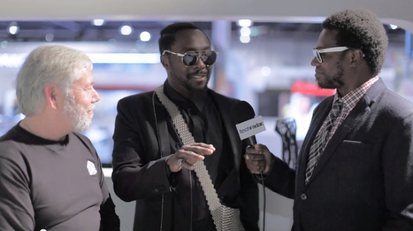 will.i.am is determined to fight the 'Napsterisation' of 3D printing | 3D Printing | Scoop.it