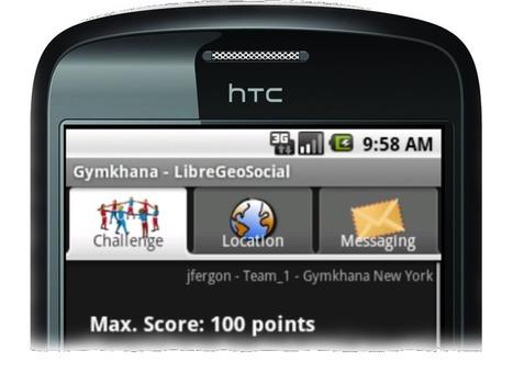 LibreSoft Gymkhana | Retalls d'aprenentatge basat en la localització | Scoop.it