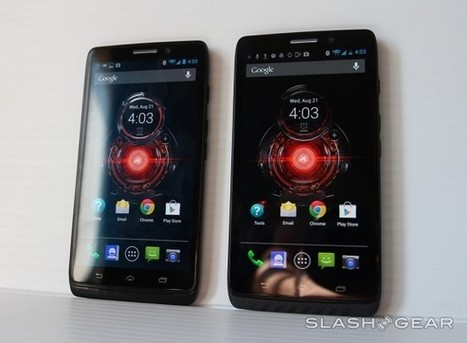 DROID Maxx.. unboxing and hands-on | Mobile IT | Scoop.it