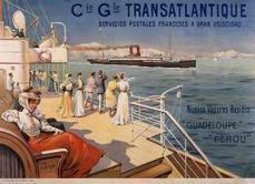 Anniversaire des lignes transatlantiques (1) : il y a 150 ans, la France devint... transatlantique | Revue de Web par ClC | Scoop.it