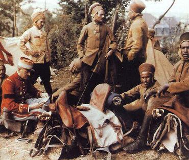 La Grande Guerre dans les colonies - Nonfiction   Centenaire Première Guerre mondiale - Académie de Rennes   Scoop.it