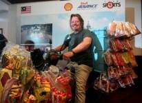 Adventure on two-wheelers | Charley Boorman films Freedom Riders TV Show in Asia | Ductalk Ducati News | Scoop.it
