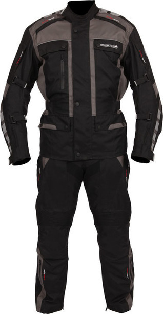 New Buffalo Sonar Textile Jacket and Trousers | Motorcycle Industry News | Scoop.it