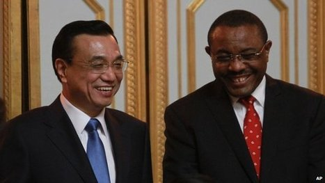 A2 Micro Pre-Release Extract 5 - China media: Africa ties | F585 The Global Economy SM 2014 | Scoop.it