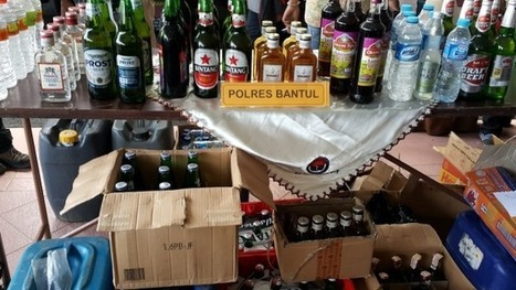 Spate of deaths from bootleg liquor as Indonesia debates alcohol prohibition | Alcohol & other drug issues in the media | Scoop.it