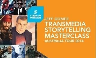 "Jeff Gomez ""Transmedia Storytelling"" Masterclass 2014   Social Media for Higher Education   Scoop.it"