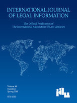 International Journal of Legal Information - Transnationalization of Law and Legal Scholarship: Intellectual and Institutional Challenges - Cambridge Journals Online | Library Collaboration | Scoop.it