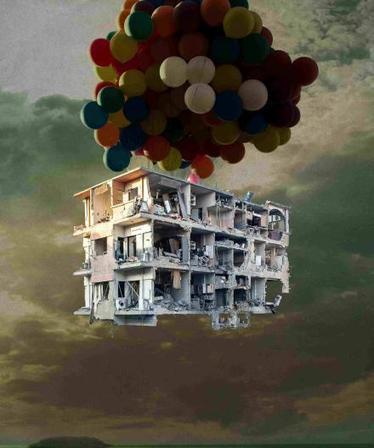 Tammam Azzam à Beyrouth et à Londres Lignes de défense - artshebdomedias   art move   Scoop.it