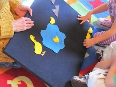 Every day flannel board play | Literacia no Jardim de Infância | Scoop.it