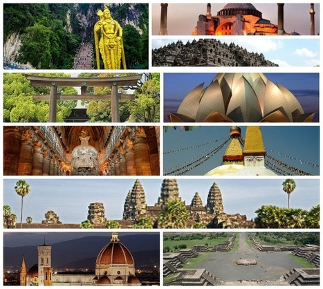 10 Awe-Inspiring Religious Sites around the World | When On Earth - For People Who Love Travel | Photos | Scoop.it