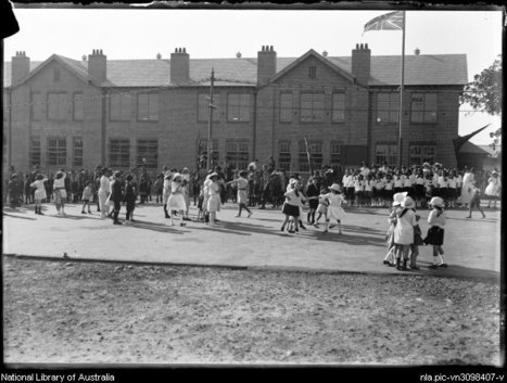 School in the 1940s- historical inquiry | Primary history | Scoop.it