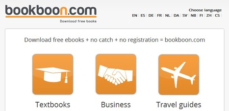 Online Textbooks for Free | New-Tech Librarian | Scoop.it