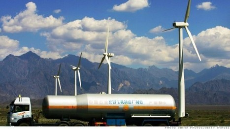 China making breakthroughs in green energy investments   Business as an Agent of World Benefit   Scoop.it