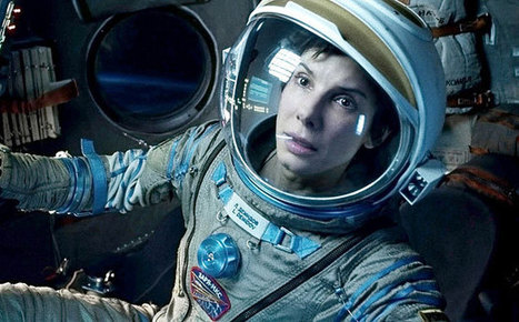 Sandra Bullock's 'Gravity' distress call: Short film shows the other side — VIDEO | EW.com | Books, Photo, Video and Film | Scoop.it