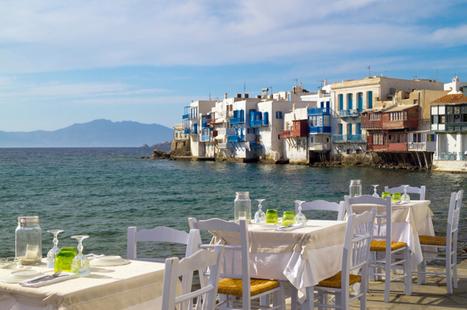 Best Luxury Travel Destinations in Greece | Travel To Mykonos | Scoop.it