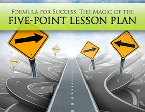 Formula for Success: The Magic of the Five-Point Lesson Plan | Monya's List of ESL, EFL & ESOL Resources | Scoop.it