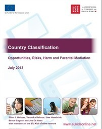 EU Kids Online Country classification report - Classification - EU Kids III -  - Research - Department of Media and Communications - LSE | African media futures | Scoop.it