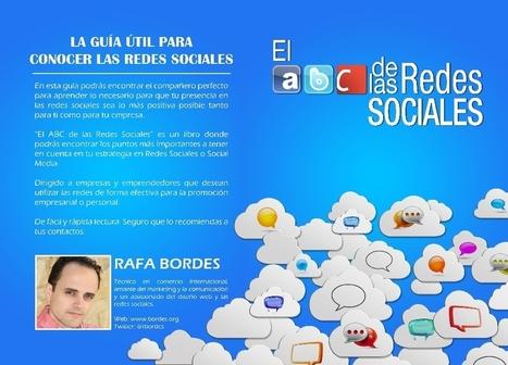 El ABC de las Redes Sociales, ebook gratis en e... | RECURSOS PARA EDUCACIÓN Y BIBLIOTECAS | Scoop.it