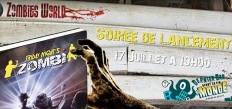 Soirée de lancement officielle du jeu de rôle Friday Night's Zombi   Jeux de Rôle   Scoop.it