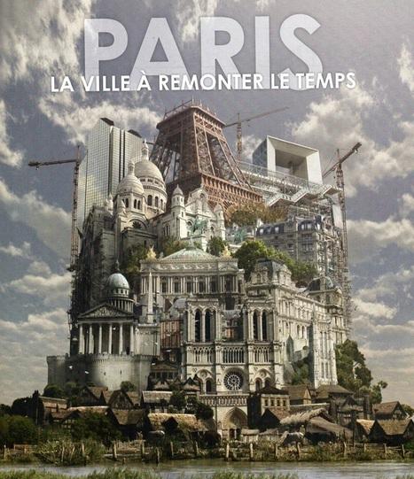 Monuments virtuels et patrimoines numérisés, quelle représentation du temps ? | L'âge du Virtuel | L'actu culturelle | Scoop.it