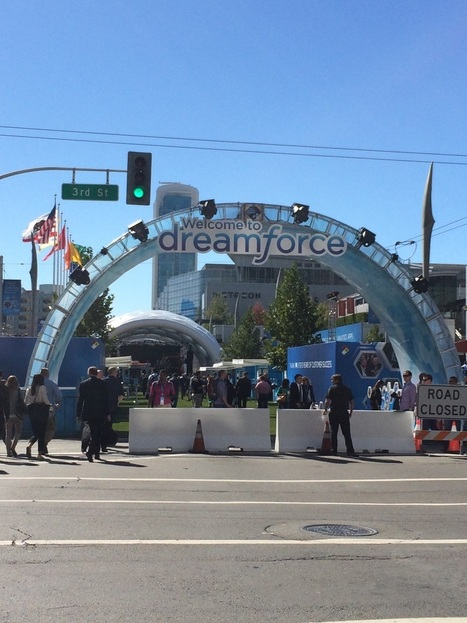 5 Marketing Takeaways From Dreamforce 2014 | Oracle Marketing Cloud | Demand Generation Through Content Marketing | Scoop.it