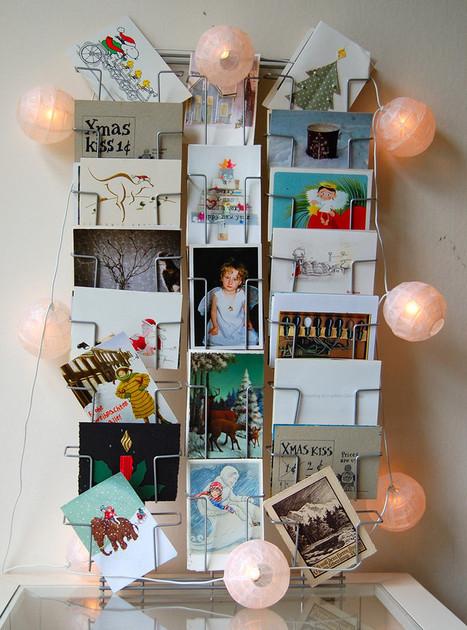 17 Scandinavian Examples of Christmas Home Decorations | décoration & déco | Scoop.it