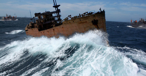 Bermuda Triangle: Ship Reappears 90 Years After Going Missing | All about water, the oceans, environmental issues | Scoop.it