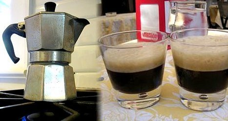 How to Make Iced Espresso or Caffe Shakerato Recipe | Travel Guide about Rome, Italy | Scoop.it