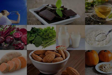 10 Foods & Drinks To Get Clear, Acne Free Skin   Mashinie (Online Tech Wizard)   Scoop.it