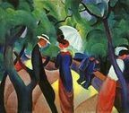 August Macke - The complete works | Arte y Educación | Scoop.it