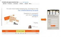 Top 5 Slideshare Marketing Tips | Convince and Convert | Entrepreneurship | Scoop.it