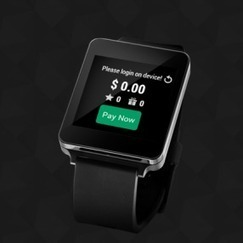 Starbucks lance une appli pour montre connectée | Banking The Future | Scoop.it