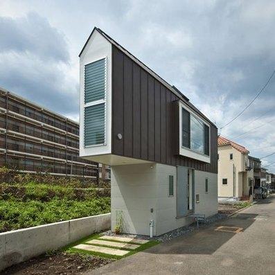 39 japon 39 in construire sa maison avec un architecte for Construire une maison avec un architecte