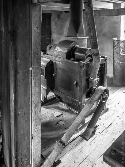 balade photo en Finistère, Bretagne et...: visite de la minoterie de Kergaeric à Pont De Buis (8 photos) | photo en Bretagne - Finistère | Scoop.it