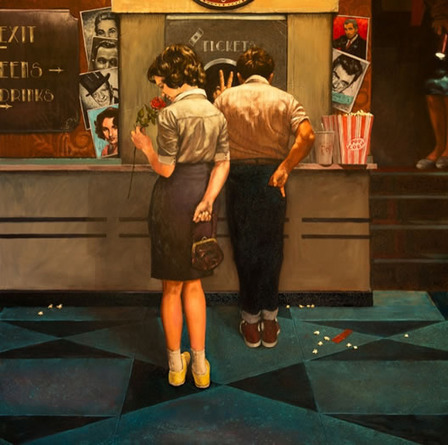 Paintings of cinemas II | Screen Research | Scoop.it