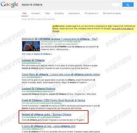 Search Engine Marketing: come posizionare bene la landing page del tuo blog su Google   Diventa editore di te stesso   Scoop.it