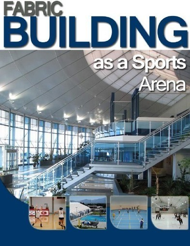 FABRIC BUIDING AS A SPORTS ARENA 1   Fabric Buildings and Replacement Covers   Scoop.it