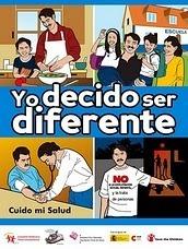 Yo decido ser diferente Shared by AndresM1985   Cuidando...   Scoop.it