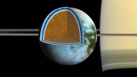 NASA: Ocean on Saturn Moon Could be as Salty as the Dead Sea | Amazing Science | Scoop.it