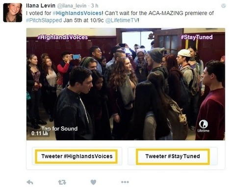 Twitter lance la publicité conversationnelle avec les Conversational Ads | Social Media Curation par Mon Habitat Web | Scoop.it