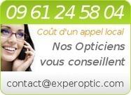 Lunettes de vue et verres progressifs chez votre opticien ExperOptic | Opticiens en ligne français actualités | Scoop.it