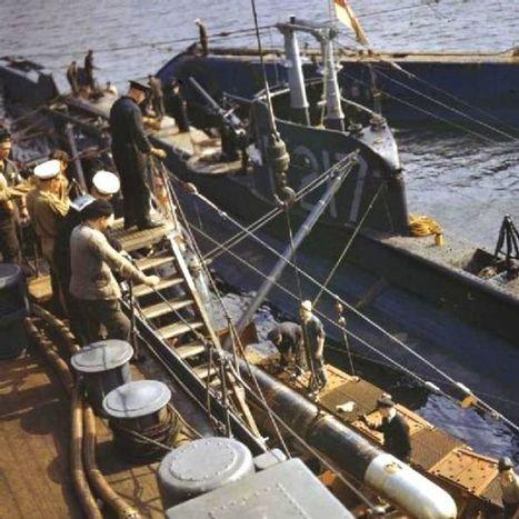 WWII British submarine wreck found off Italy   World at War   Scoop.it