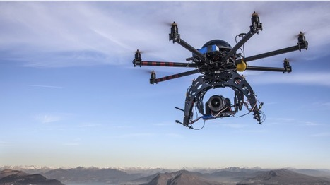 Being pestered by Drones? Buy a Drone-hunting Drone | Technologeek | Scoop.it
