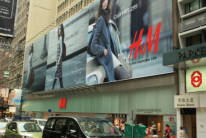 H&M Launches First Global Clothing Collection Recycling Program | Chic Sustainable Fashion | Scoop.it