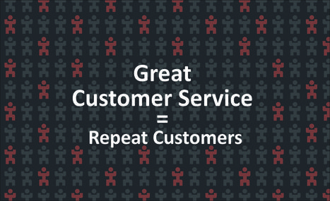 Turning Customers into Repeat Customers | Contact Call Center Outsourcing | Scoop.it
