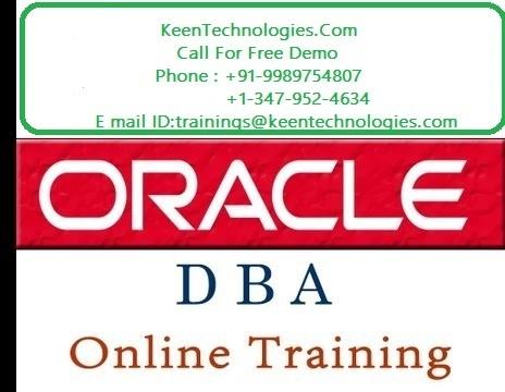 Oracle DBA Online Training | Online Training | Scoop.it