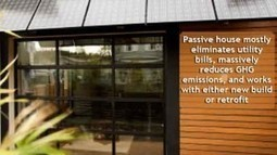 "Earth Day a fitting time to start talking about the benefits of ""passive ... 
