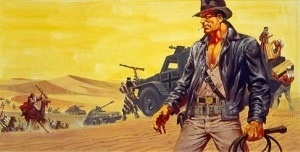 Raiders of the Lost Ark original brainstorming sessions | Storytelling Content Transmedia | Scoop.it